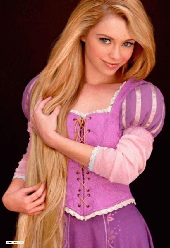 Картинки людей в образе принцесс Диснея