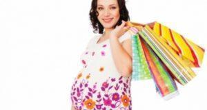 Правила шопинга для будущих мам
